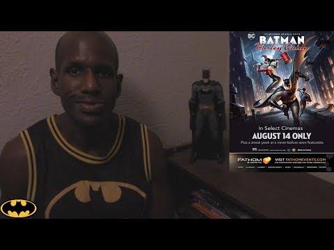 Batman and Harley Quinn Movie Review