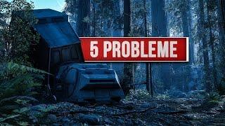 Die 5 größten Probleme! - Star Wars Battlefront
