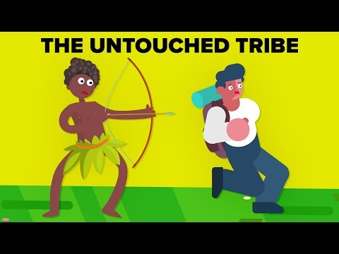 This Last Untouched Tribe Is Extremely Violent - North Sentinel Island