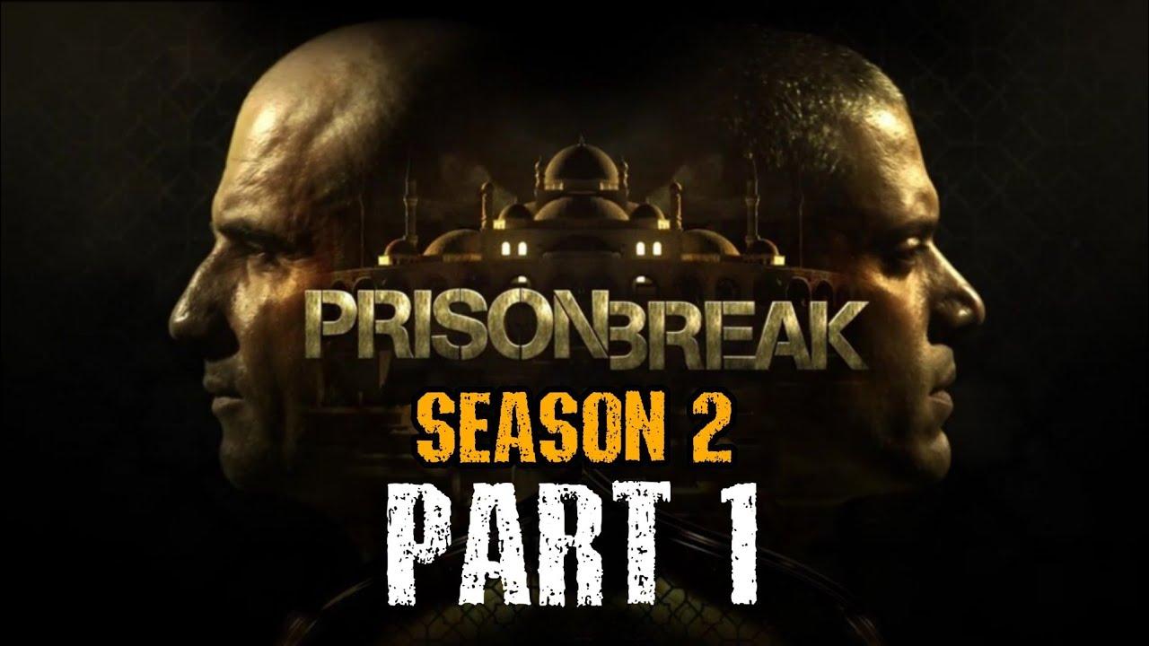 Download Prison break season 2 | Part 1 | Explained in Tamil