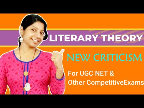 literary-theory-new-criticism