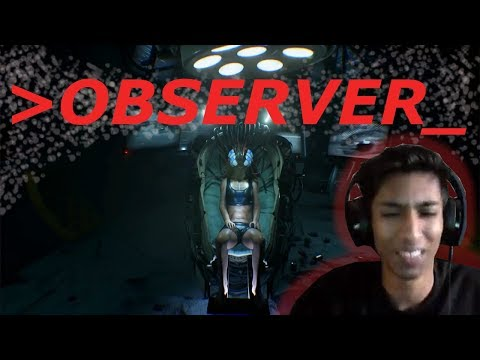 Observer playthrough   Cyberpunk Horror gets scary   Part 2