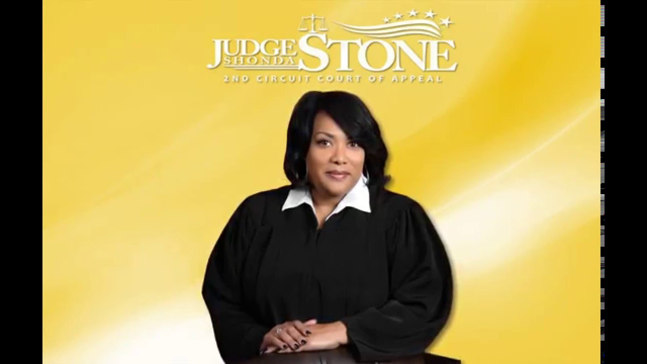 Elect Judge Shonda Stone For 2nd Circuit Court Of Appeal Youtube Appeals