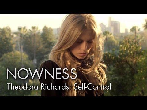 "Theodora Richards in ""Self-Control"" by Antonio Monfreda and Patrick Kinmonth"