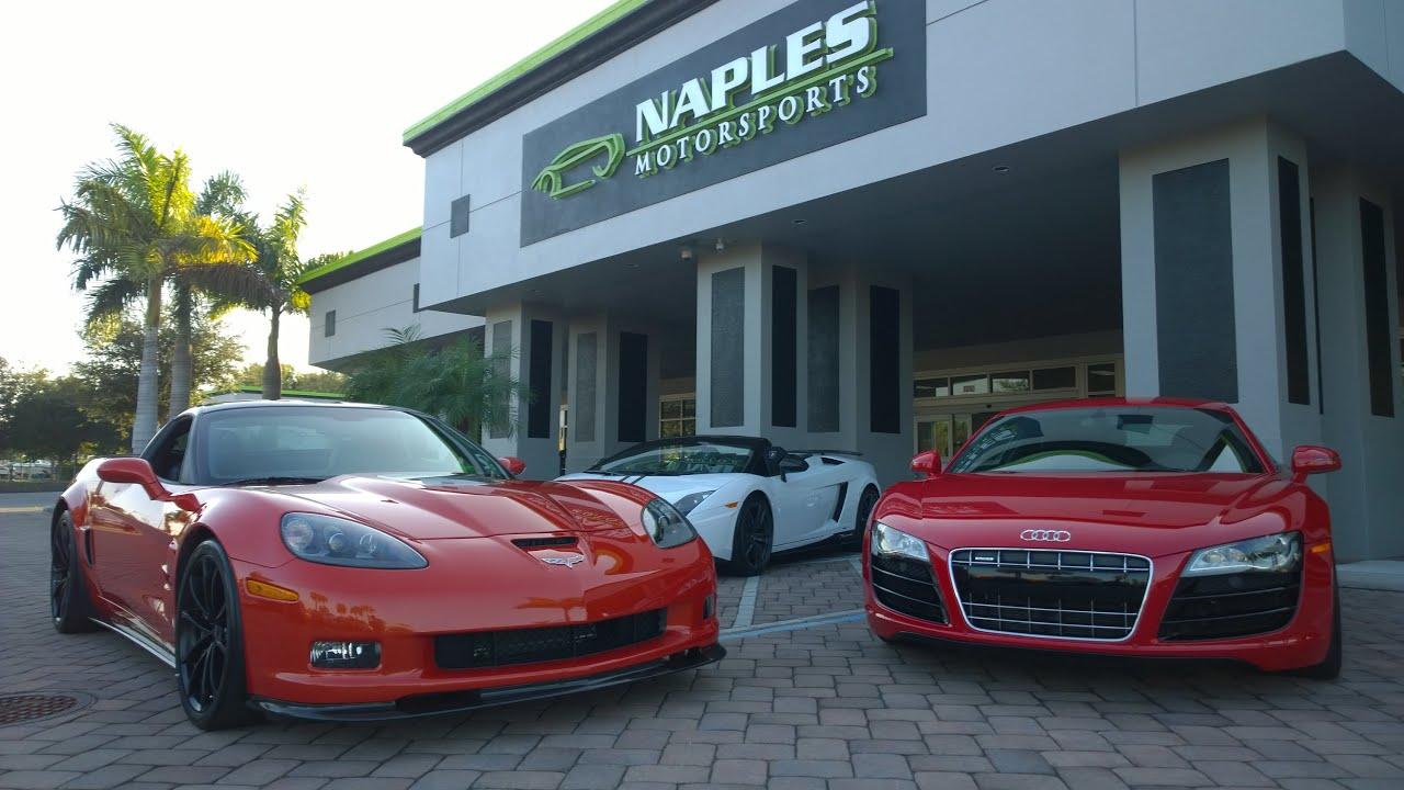 Walk Through Naples Motorsports Youtube