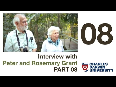 What is the future of Evolutionary Biology – Grants Interview Part 08