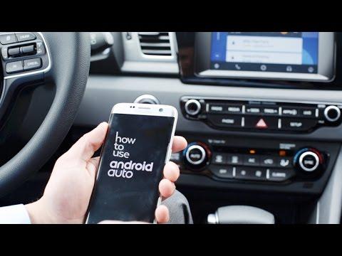 Kia Niro - How To Use Android Auto | Lupient Kia | Minneapolis MN