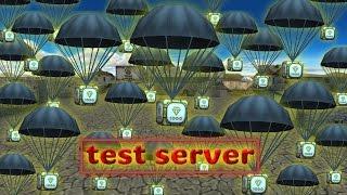 Брал голд в режиме паркур - тест сервер танки онлайн + ЧИТЫ