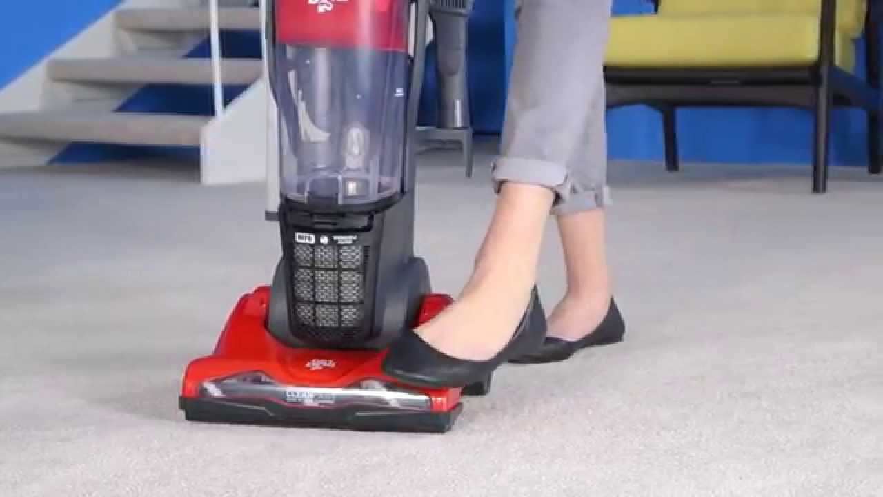 Dirt Devil Power Duo Carpet And Hard Floor Cyclonic