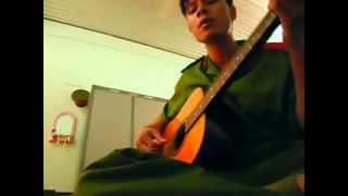 bản cover cực hot của chiến sĩ CAND Người Ấy - Acoustic Guitar Phạm văn Phước -