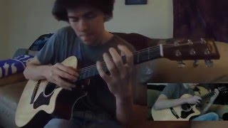 Ashes in the Sea - Antoine Dufour Guitar Cover