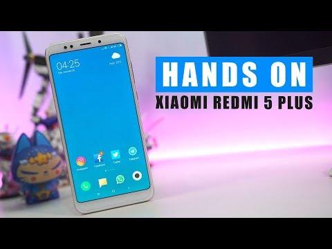 Hands On Xiaomi Redmi 5 Plus : Ini Sih PARAH!!
