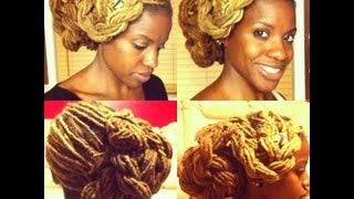 My ESSENCE Magazine Loc Style Feature Tutorial