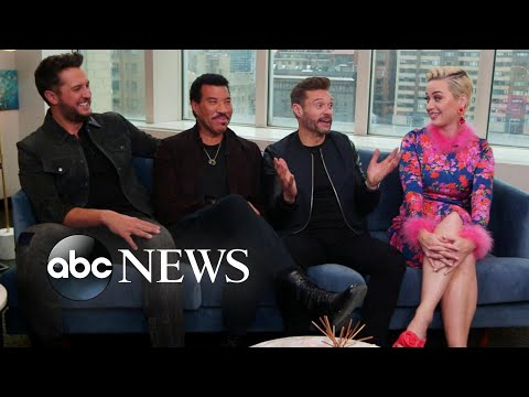 'Idol' Judges Luke Bryan, Katy Perry, Lionel Richie Hint At Awesome New Talent