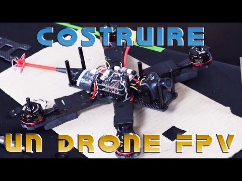 Costruire un DRONE FPV partendo da ZERO