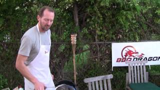 How To Grill Mackerel By Bbq Dragon
