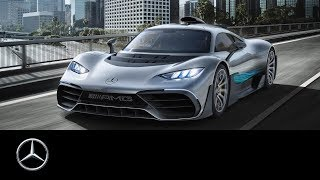 Mercedes-AMG Project ONE | LA Auto Show 2017