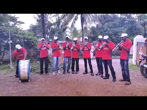 Njan Ennum Stuthikkum Band Melam C S I Thamarottukonam