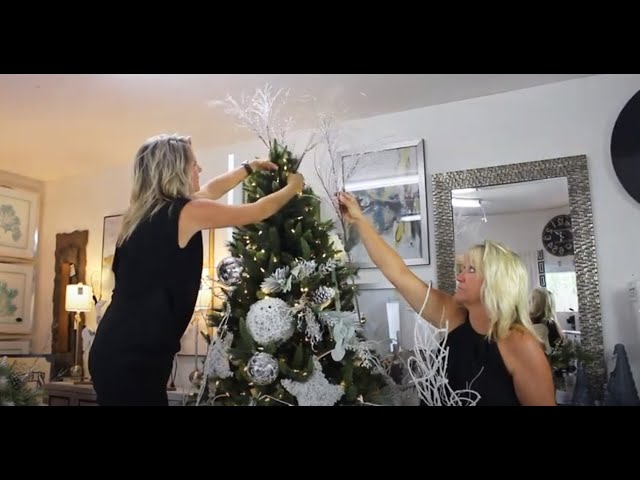 Sacksteder's Interiors | DIY Merry Mint Christmas Tree Package