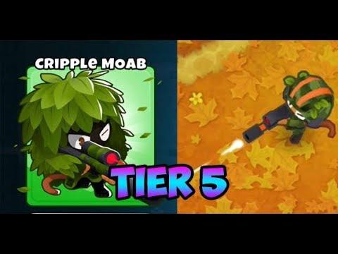 Bloons TD 6 - CRIPPLE MOAB - 5TH TIER SNIPER