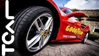 【輪胎試駕】Goodyear 固特異 Asymmetric5/Super Sport 官人試駕 -TCar