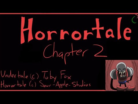 Horrortale Chapter 2 | Comic Dub