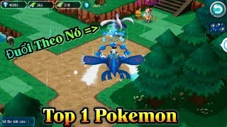 Top 1 Sở Hữu Nhiều Pokemon Nhất Server Bắt Pokemon Siêu Tốc Pokemon Game Theory