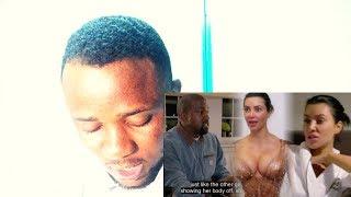"""Stop Wearing Sexy Dress"" - Kanye West Tells Kim Kardashian"