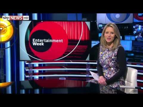 Entertainment Week: Jessica Chastain, Jason Donovan & David Oyelowo