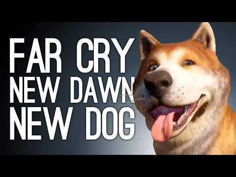 Far Cry New Dawn Gameplay - NEW DAWN, NEW DOG - Let's Play Far Cry New Dawn thumbnail