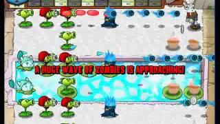 Plants Vs. Zombies Xmas Mod