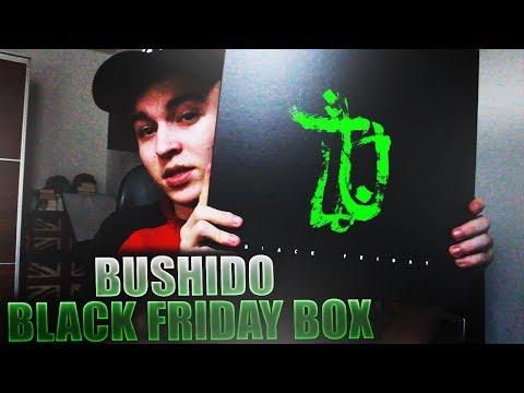 BUSHIDO BLACK FRIDAY BOX UNBOXING | Zepho