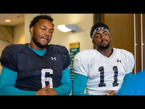 Clemson Transfers Bell And Johnson Have Made Impact At CCU
