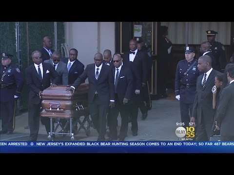 Funeral For Kenneth Thompson