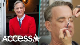 How Tom Hanks Transformed Into Mr. Rogers For 'A Beautiful Day In The Neighborhood'