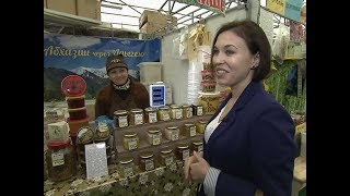 Ярмарка мёда в Москве, как выбрать натуральный мёд от пчеловода?