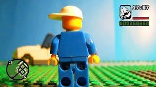 КАК ВЫГЛЯДИТ НОВАЯ ЛЕГО GTA ?! *Игра ГТА В Мире Лего*