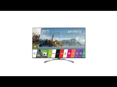 "LG 55"" 4K Super UHD TV w/Dolby Vision   HDR Technology"