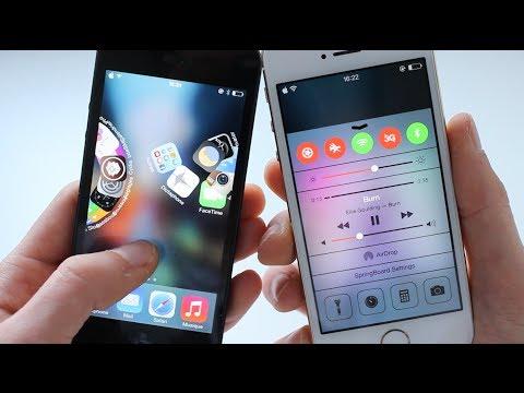 Top 10 - Meilleurs tweaks Cydia Gratuits pour iPhone 6, 5s, 5 et iPod touch 5G