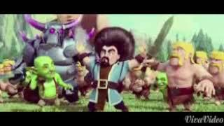 clash of clans sodaku mele song mix