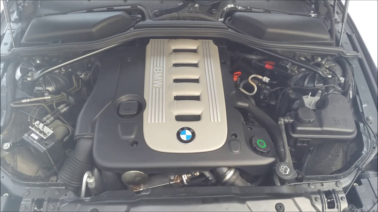 BMW 530D 2004 (In Depth Tour, Engine, Start Up, Test Drive) - YouTube