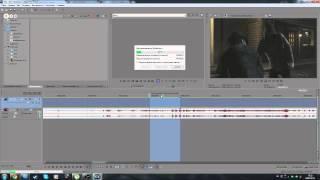 Sony Vegas Pro 13 - обрезка видео(, 2015-02-04T16:46:18.000Z)