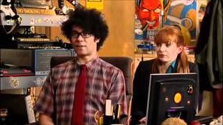 IT Crowd- A Fire at a Sea Parks!
