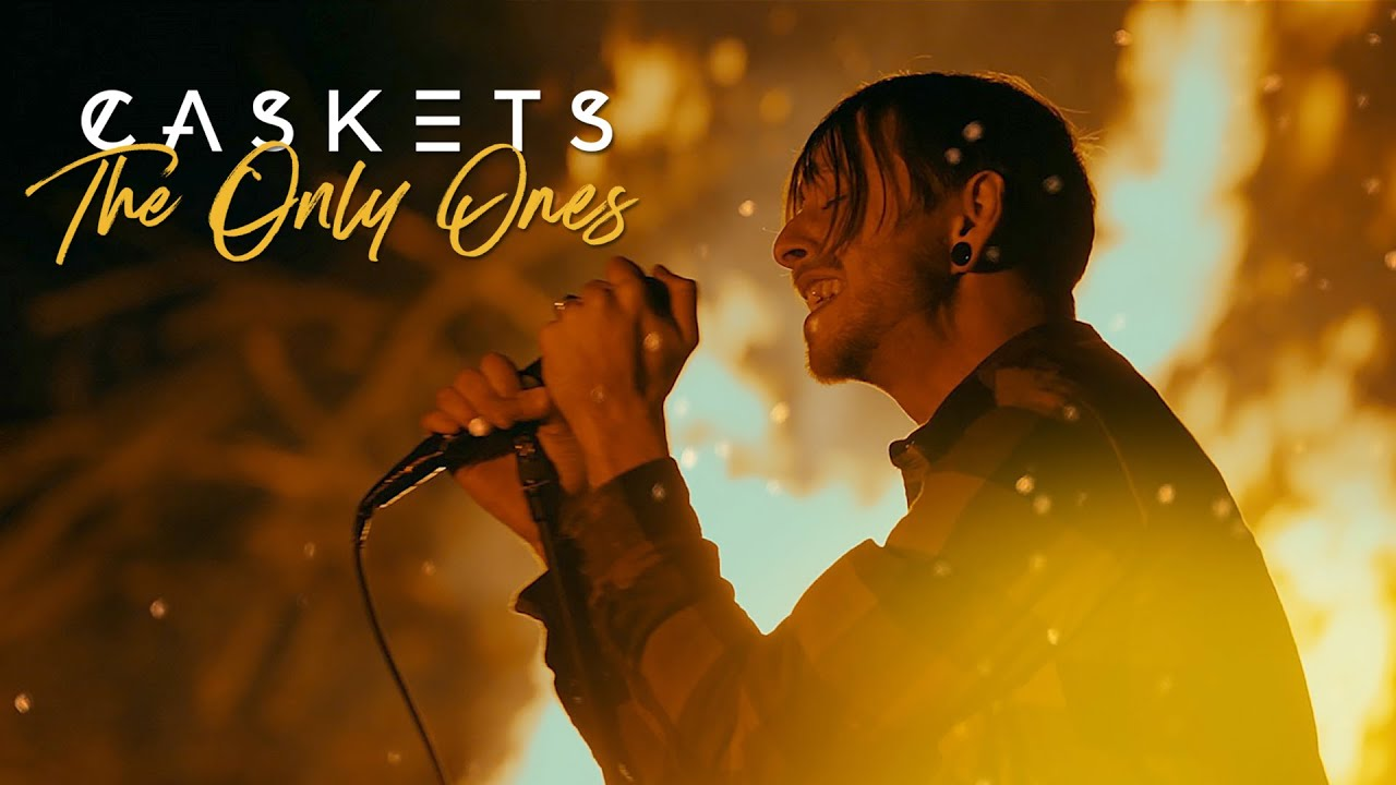 Download Caskets - The Only Ones