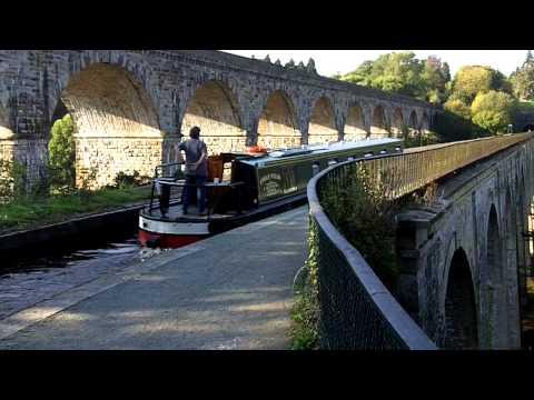 Llangollen Canal - Chirk Aqueduct