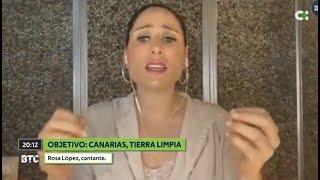 Objetivo: Canarias Tierra Limpia - Rosa López