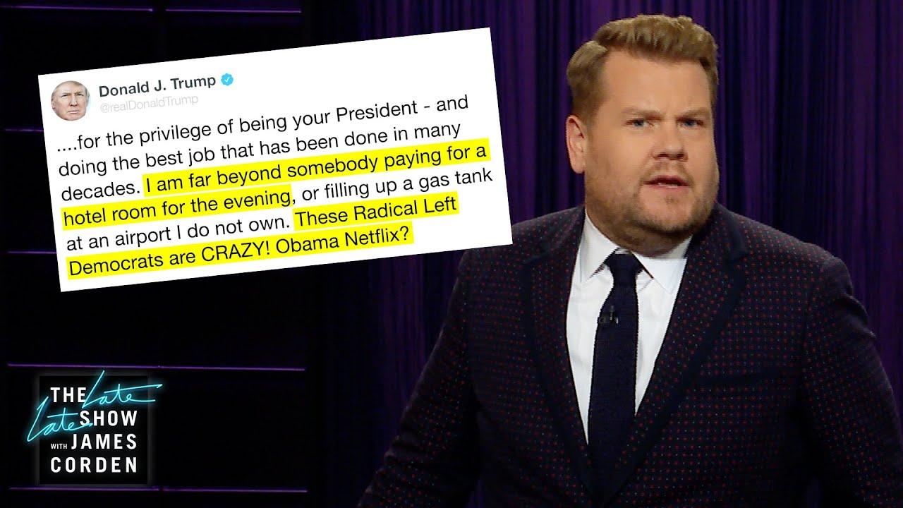 (Thanks) Obama Netflix