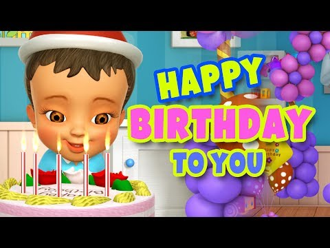 Thumbnail: Happy Birthday Song in Hindi | Janamdin Mubarak Ho | Hindi Rhymes | Infobells