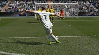 Repeat youtube video FIFA 16 - How To Score Rabona Free Kicks & Do A Rabona Cross Free Kick Tutorial