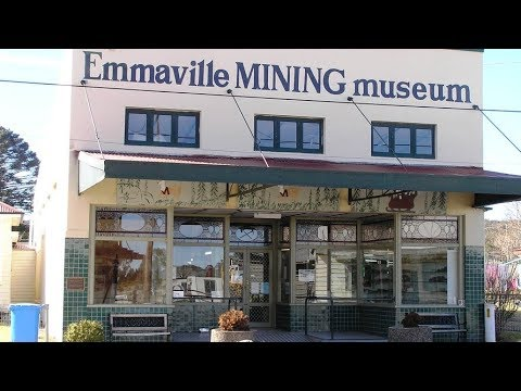 Emmaville Mining Museum and Mineral Documentary